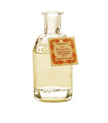 Aceite Ambient. Bergamota 35 ml